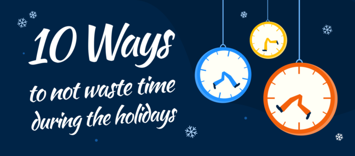 ways-not-to-waste-time