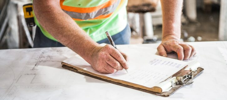 how to create construction budget