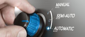 automation-manual knob